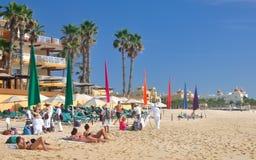 Caribbean, Mexico beach resort Royalty Free Stock Photography