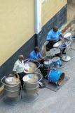 Caribbean music Stock Image
