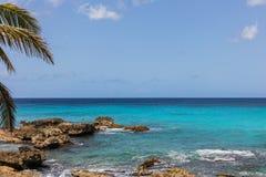 Caribbean ocean view Royalty Free Stock Photo
