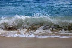 Caribbean ocean Stock Photo