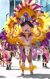 Caribbean parade Stock Photos