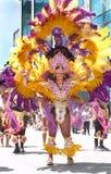 Caribbean parade Stock Photos