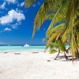 Caribbean paradise Stock Images