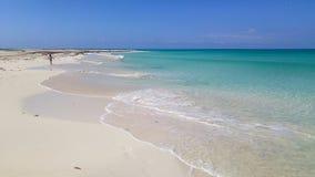 Free Caribbean Paradise Beach, Cayo Largo, Cuba Stock Image - 192021331
