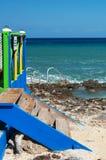 Caribbean Paradise Steps royalty free stock photo