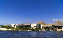 Caribbean resort Royalty Free Stock Images