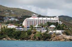 The Caribbean Resort Stock Photography