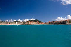 Caribbean Resort Stock Photography
