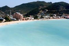 Caribbean Resort Royalty Free Stock Photography