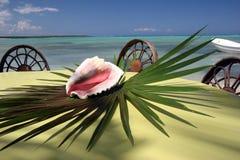 Caribbean resort waiting you Royalty Free Stock Photo