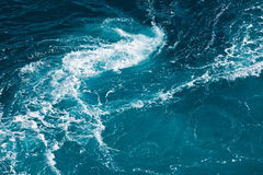Caribbean Sea Background Stock Images