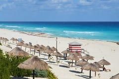 Caribbean sea beach Royalty Free Stock Photo