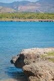 Caribbean sea, Cuba Royalty Free Stock Image