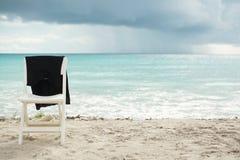 Caribbean Sea. dark sky, before a thunderstorm. Caribbean, beaches and ocean. Caribbean Sea. dark sky, before a thunderstorm rain royalty free stock photo