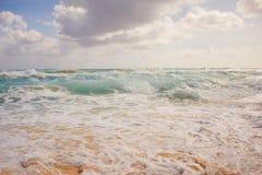 Caribbean Sea. Gulf of Mexico and Caribbean Sea Royalty Free Stock Image
