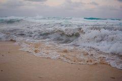 Caribbean Sea. Gulf of Mexico and Caribbean Sea Royalty Free Stock Photo