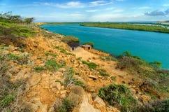 Caribbean Sea Landscape Royalty Free Stock Image
