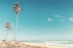 Caribbean sea scenery Stock Photo