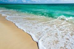 Caribbean Sea View Stock Photography