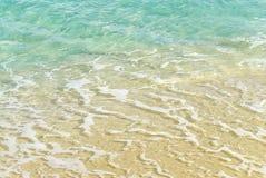 Caribbean Sea Water Royalty Free Stock Photos