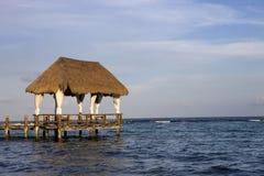 Caribbean sea stock photography