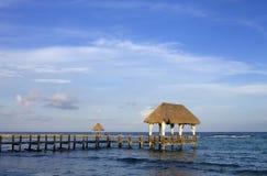 Caribbean sea Stock Photo