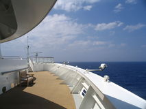 Caribbean seaday Stock Image