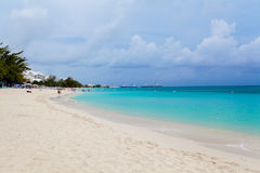 Caribbean seaside resort Stock Photos