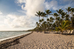 Caribbean Sunrise Royalty Free Stock Image