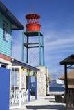Caribbean Tourism Stock Photo