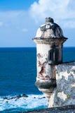 Caribbean turret Stock Photos