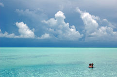 Caribbean Vacation Royalty Free Stock Photography