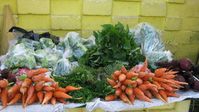 Caribbean Vegetables Royalty Free Stock Images