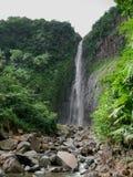 Caribbean waterfall Stock Photos