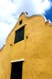 Caribean architecture Stock Photo