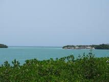 Caribean morze Fotografia Royalty Free