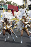 Caribean women at Notting Hill carnival Royalty Free Stock Images