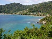 海湾Speyside,多巴哥2 免版税图库摄影