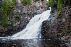 Caribou Falls Stock Image