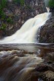 Caribou Falls Royalty Free Stock Image