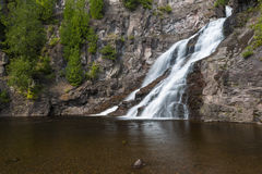 Caribou Falls Royalty Free Stock Photos