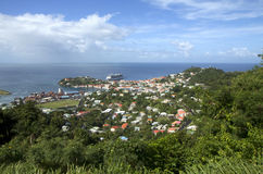 The Caribs. Grenada island. Stock Image