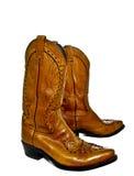 Caricamenti del sistema del cowboy Fotografie Stock Libere da Diritti