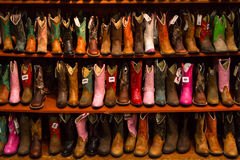 Caricamenti del sistema del cowboy immagine stock libera da diritti