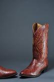 Caricamento del sistema del cowboy Fotografia Stock Libera da Diritti