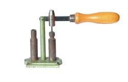Caricatore d'annata delle munizioni Fotografia Stock Libera da Diritti