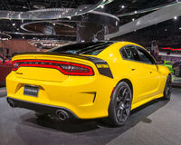 Caricatore Daytona di 2017 Dodge Immagine Stock