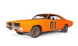 Caricatore 1969 di Dodge Fotografia Stock