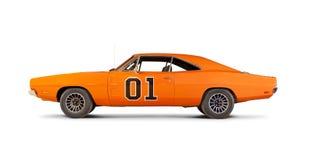 Caricatore 1969 di Dodge Immagine Stock Libera da Diritti