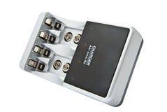 Caricatore per la batteria Immagine Stock